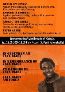 Frontpage Plakat